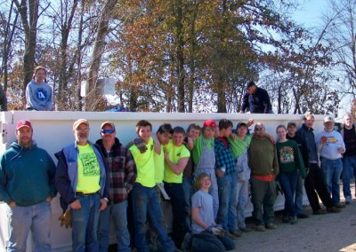Goodwin volunteer crew 11-3-12
