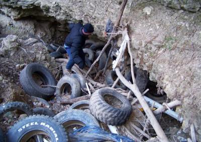 Goodwin Pit Sinkhole