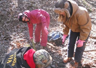 2-11-12 Sat a.m. volunteers